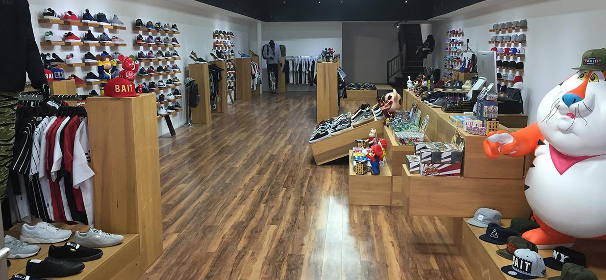 Bait store - San Diego